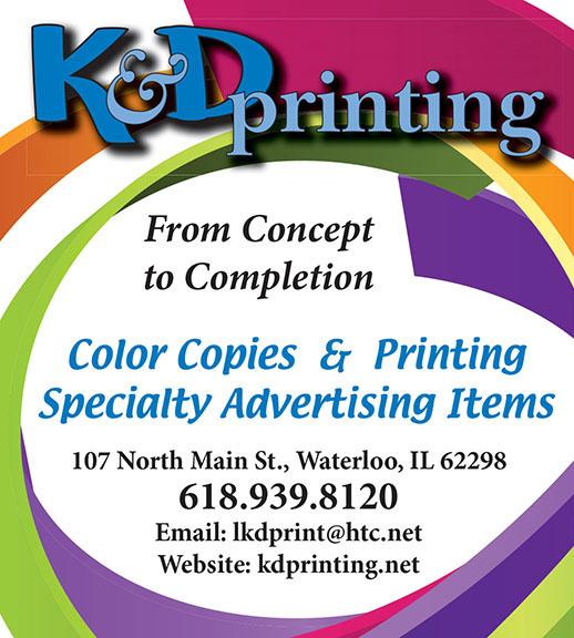 K & D Printing